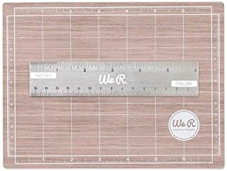 We R Memory Keepers 0633356710929 Trimmer & Mat-7 x 5-Mini Mat and 6