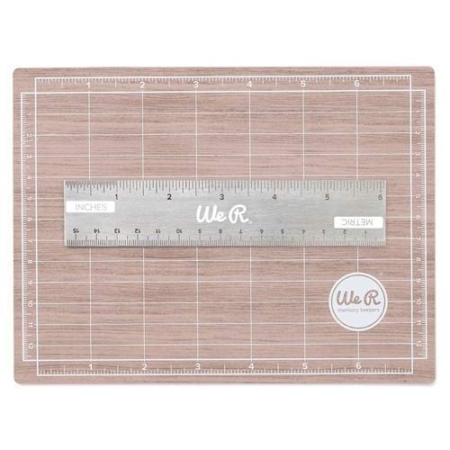 We R Memory Keepers Tools - Magnetische Mat & 6