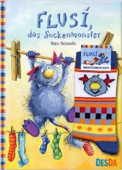 Flusi das Sockenmonster ( 30. November 2012 )