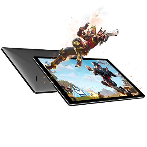 CHUWI Tablet HiPad X 4GM RAM 128GB ROM 8 Cores Processor(Main Frequency 2.0 GHz)10 inch FHD IPS Android 10 Touchscreen 7000mAH Battery 5MP+8MP Camera 2.4+5G Networks Dual Sim