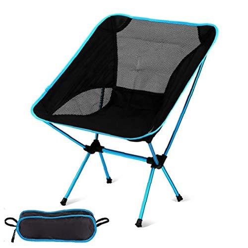 Sillas Compacto Y Ligero Que Acampa Plegable Mochila, Portátiles, Breathablem Cómodo, Aire Libre, Camping, Senderismo, Picnic para El Aire Libre