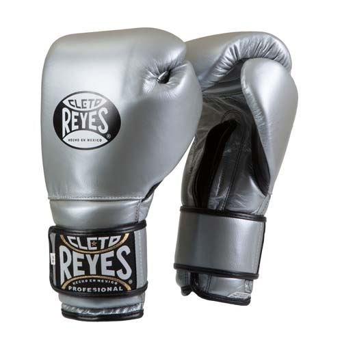 Cleto Reyes Velcro Sparring Gloves – Platinum