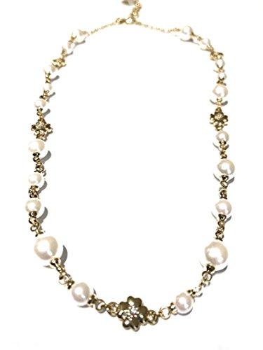 Luca Barra collana perle ck1170