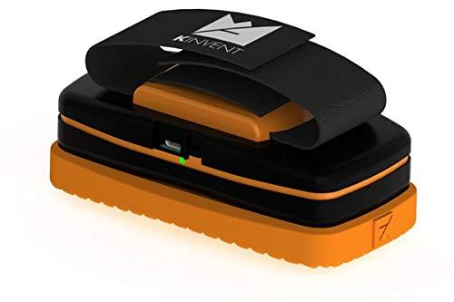 KINVENT Kforce Muscle Controller - dinamómetro Manual Conectado por Bluetooth para biofeedback y medición de fuerza muscular del miembro superior e inferior con juegos rehabilitación/ Fuerza máx 90 kg