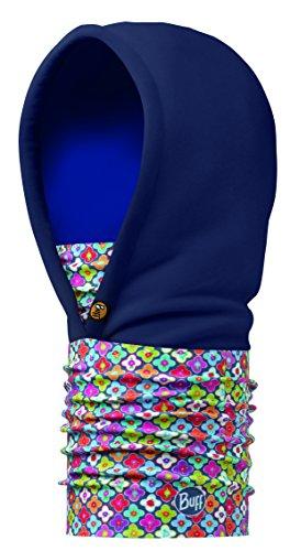 Buff Serviette Multifonction pour Enfant Junior à Capuche Taille Unique Multicolore - Olses