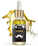 Pure Jojoba Organic Beard Oil