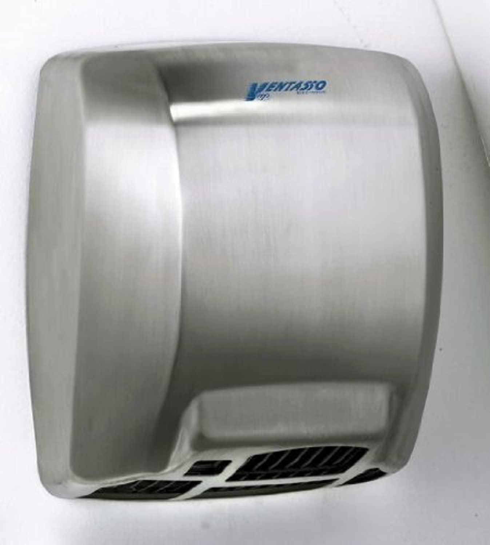 Mar Plast A75410ASAT Ventasso elektronische Handtücher, gesttigter inoxstahl, 325 x 164 x 267mm