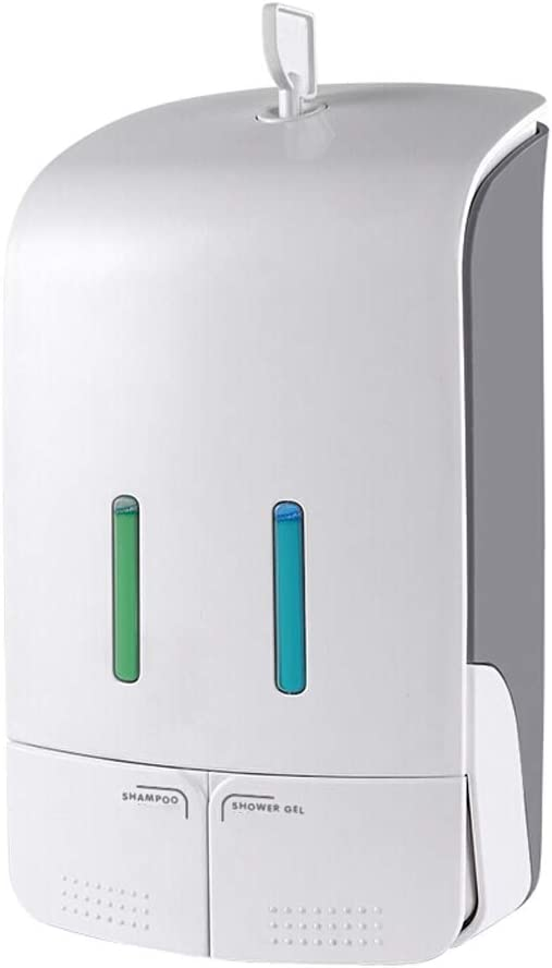 YTRED Soap Dispenser Outstanding Bathroom Wall Punch-Free Award-winning store Liquid Dis Hanging