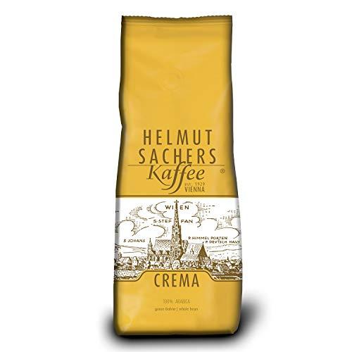 Helmut Sachers Kaffee Crema, ganze Bohne, 500 g