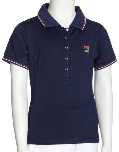 Fila - Tennis-Poloshirts für Mädchen