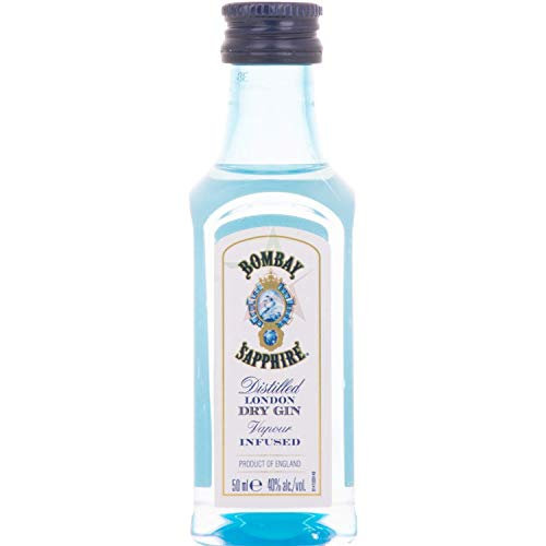 Bombay SAPPHIRE London Dry Gin 40% - 50ml PET