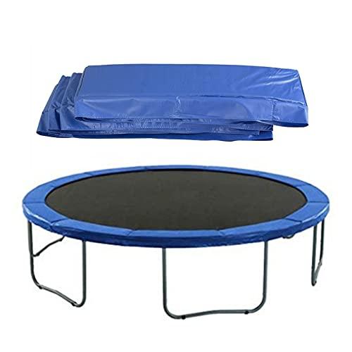 Trampolines Spring Pad, Funda Protectora De Trampolín para Niños Chaqueta con Borde De Esponja Adecuado para Trampolines con 5 O 6 Patas, Diámetro 0,81 M,6 Legs