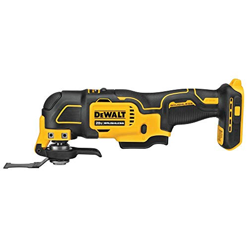 DeWalt DCS354B ATOMIC 20-Volt MAX Lithium-Ion Brushless Cordless Oscillating Tool (Tool-Only) (Non-Retail Packaging)