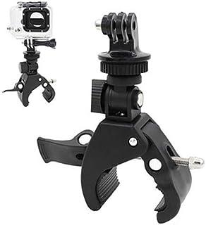 Provide The Best GP01 Montaje para Bicicleta de Manillar Tija de sill/ín sostenedor del tr/ípode del reemplazo de la Abrazadera para GoPro SJ4000