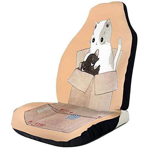 Kussenhoes voor autostoel, geschikt voor de meeste auto's.