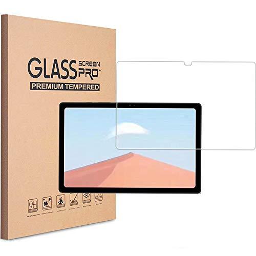 Galaxy Tab A7 10.4 T500 Screen protector, KIQ Tempered Glass Anti-Scratch Self-Adhere Bubble-Free For Samsung Galaxy Tab A7 10.4 inch 2020 SM-T500 SM-T505 SM-T507 [1 Pack]
