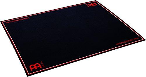 Meinl Cymbals MDR-BK Schlagzeugteppich 200 x 160 cm schwarz