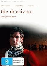 Merchant Ivory - The Deceivers - DVD (Region All, 0, Pal) by Saeed Jaffrey , Shashi Kapoor , Helena Michell Pierce Brosnan