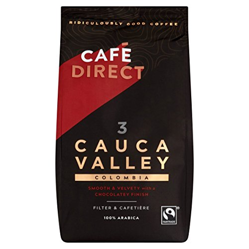 Caf?direct Fairtrade Ground Arabica Coffee 227g