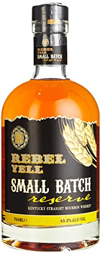 Rebel Yell Small Batch Reserve Kentucky Straight Bourbon Whiskey (1 x 0.7 l)