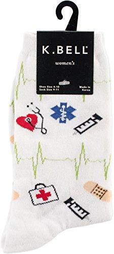 Botiquín Original  marca K. Bell Socks