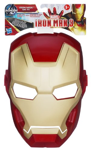 Iron Man - A2123E270 - Déguisement - Masque Iron Man Gitd
