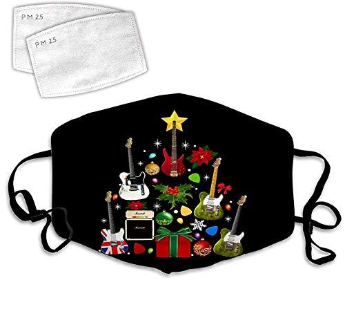 Bandanas unisex de Navidad con cara divertida y piezas intercambiables (2 unidades)