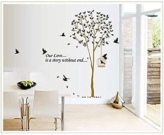 PROKTH Pegatinas decorativas pared Papel tapiz para pared Vinilos de pared infantiles Dormitorio Coche Cocina Cocina Negro Proverbio ingl/és 1 set