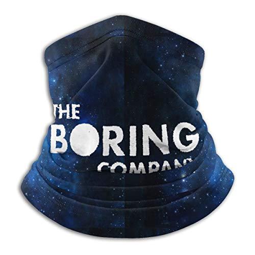 LKQTH The Boring Company Cache-cou pour homme et femme