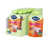 Hero Baby Mi Merienda - Bolsita de Yogurín con Fresa, Sin Azúcares Añadidos, para Bebés a Partir de los 12 Meses - Pack de 18 x 100 g