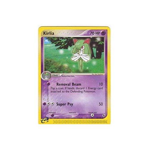 Pokemon - Kirlia (34) - EX Ruby and Sapphire