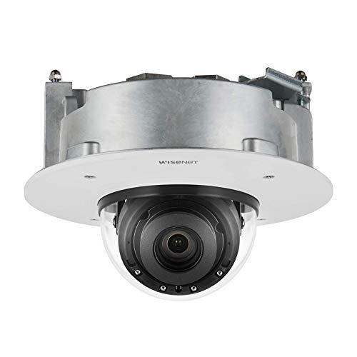 Wisenet PND-A9081RF 4K AI Red Dome Cámara CCTV Aprendizaje Seguridad