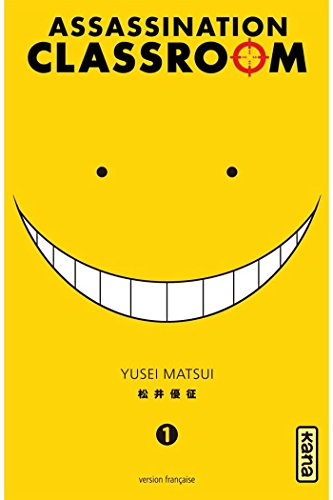 Assassination classroom - tome 1