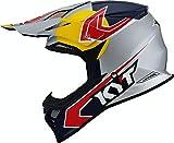 KYT Skyhawk Taddy Réplica Casco de motocross S
