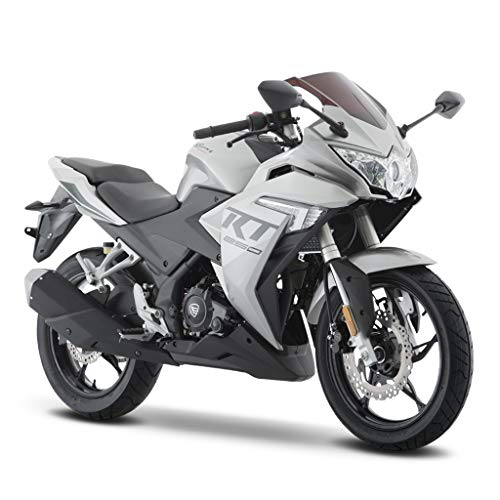 Motocicleta Italika de Deportiva- Modelo RT250 GRIS