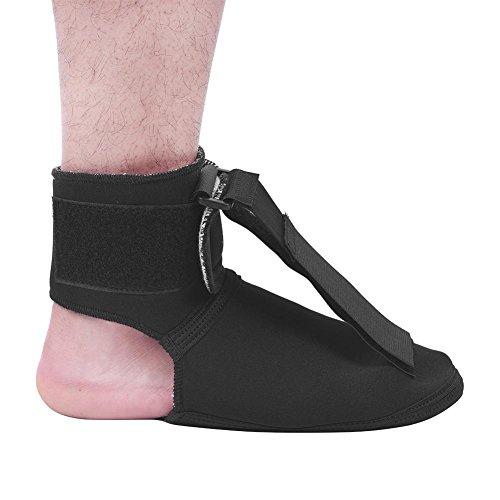 Tobillera de apoyo, pie ajustable ortopédica, tobillo de tobillo, corrector postural ortopédico, tobillo de férula, alivio del dolor artrítico, fascitis de maceta, etc.