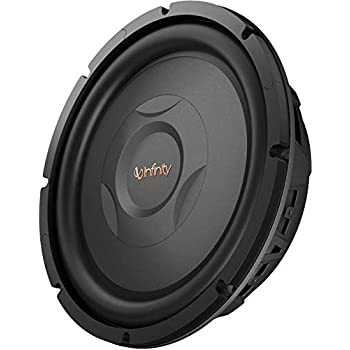 "Infinity Reference REF1200S 12"" Shallow Mount Subwoofer"