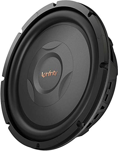 "Infinity Reference REF1200S 12"" Shallow Mount Subwoofer, Black"
