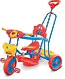 Toyzone - 92766 Superman Baby Tricycle 3 in 1