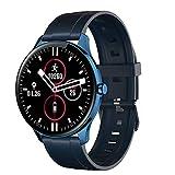 Rastreador de fitness,Sysmarts reloj inteligente para deportes de salud con...