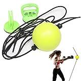 Bestine Pelota de entrenamiento de boxeo Reflex con suspensión, pelota de boxeo, boxeo, artes marciales mixtas, entrenamiento de velocidad adecuado para niños adultos