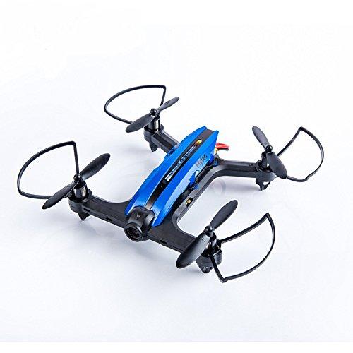 GEHOO GH Flytec T18 Wifi FPV Mini Drone 6 assi 4 canali RC Racing Quadcopter 720P videocamera Elicottero FPV Blu