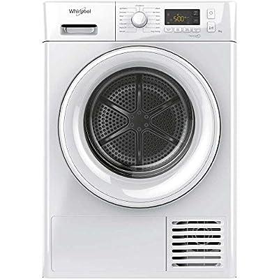 Whirlpool FTM11 82UK Freestanding Tumble Dryer, 8kg, 1400rpm, White
