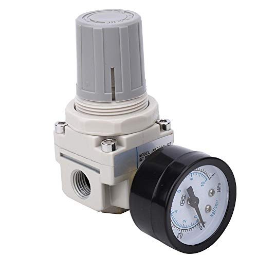 Air Line Filter Regulator, 1/4in pneumatische regelaar SMC Type geen overloop luchtcompressor filter Regulator