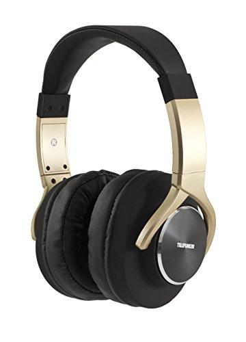 Telefunken KH5001M Hifi-Kopfhörer (integriertes Mikrofon und Freisprechfunktion, 1,2 m Kabel)