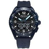 Alpina Hybrid-Smartwatch AlpinerX AL-283LBN5NAQ6