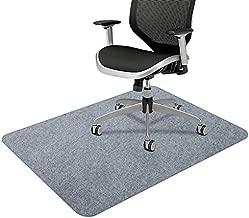 Office Chair Mat, Upgraded Version - Office Desk Chair Mat for Hardwood Floors, 1/6
