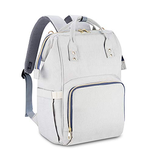Ceephouge Waterproof Diaper Bag Backpack $17.99 (50% Off with code)