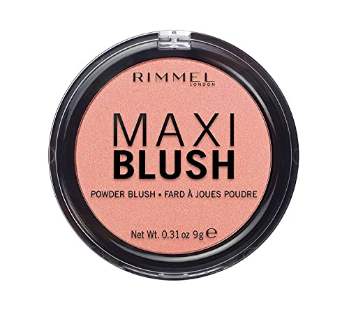Rimmel London Fard in Polvere Maxi Blush, Powder...