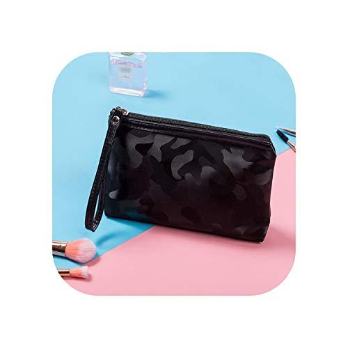 Bolsa de cosméticos de viaje |Bolsa de pinceles Bolsa de cosméticos para...